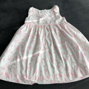 GAP TODDLER PINK DRESS 3T